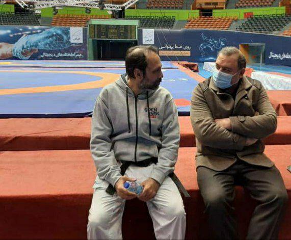 طباطبایی : یکی از بهترین تیمهای دنیا راداریم/موفقیت در المپیک از اهداف ماست